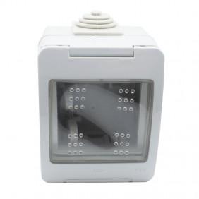 Contenitore ABB IP55 2 Posti 2 Moduli 2CSK2255CH