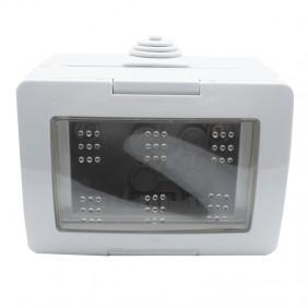 Contenitore ABB IP55 3 posti 3 moduli 2CSK2355CH