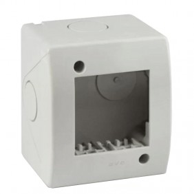 Idrobox Contenitore Ave 2 moduli per tubo...