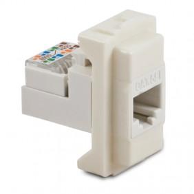 Data Socket Master RJ45 plug 8-8 Cat.5E UTP 6096
