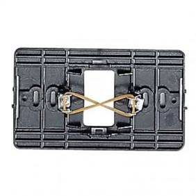 Soporte maestro para caja redonda 1 módulo 00364
