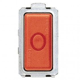 Bticino NC stop button 1P 16A 250Vac 5014