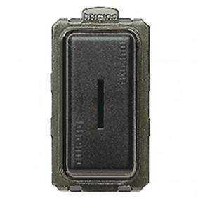 Bticino NO pushbutton for remote controls 1 NC...