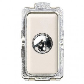 Bticino Double-Pole Key Switch Magic 5007