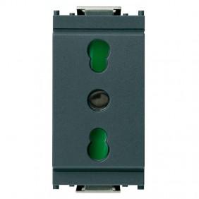 Vimar Idea-bipass socket 10/16A 16203