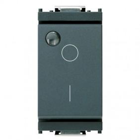 Vimar Idea lighted switch 2P 16A 16036