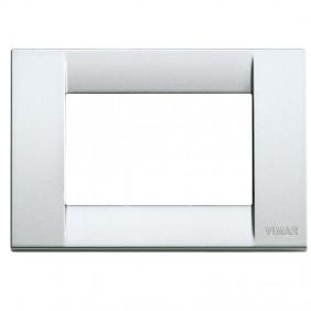 Vimar Idea classic metal plate 3 modules 16733.21
