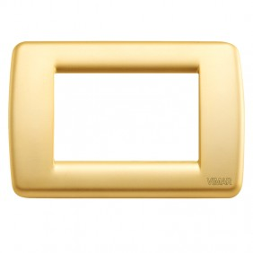 Vimar Idea Rondò plate 3 modules 16753.33