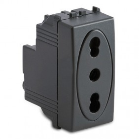 Master Mode two-way socket 10/16A 31159