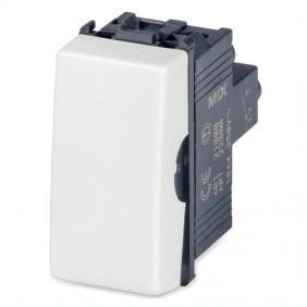 Master Mix switch 1P 16AX white 21000