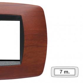 Master Modo placca 7 moduli 39TC417