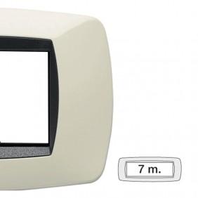 Master Modo placca 7 moduli 39TC287