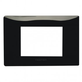 Master Mix plate 3 places black 21MX203