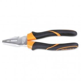Bm 180 chromed universal pliers with bimaterial...