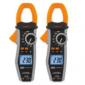 KIT 2 Pinze HT3010 amperometrica TRMS per...