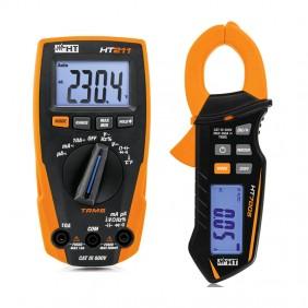 Starterkit HT Multimetro digitale HT211 e Pinza...