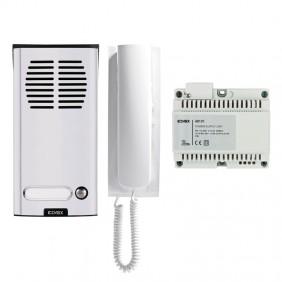 2 wires Elvox Vimar Single Family Intercom KIT...