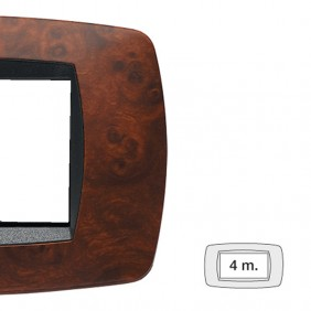 Master Modo plate 4 modules 39TC434