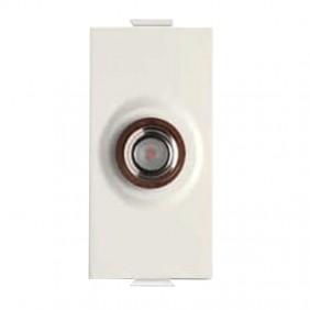 Abbara Chiara TV/SAT socket coax female 2CSK1119CH