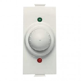 Abb Chiara dimmer with RES/IND 60/500W button...