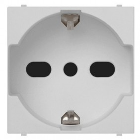 Abb Mylos universal schuko socket 10/16A...