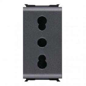 Abb Elos two-way socket 10/16A 2CSE1103EL