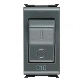 Thermal magnetic circuit breaker Abb 1P+N C10...