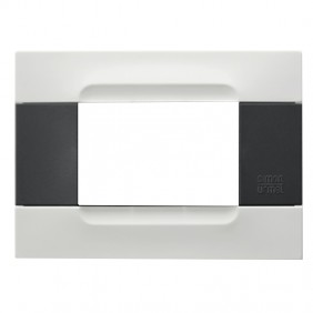 Urmet Simon Nea plate 3 modules 10803.01