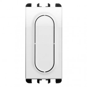 Doorbell 230V Urmet Simon Nea ice white 10260BG