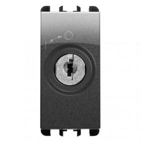 Key Switch Urmet Simon Nea 2P with keys steel...