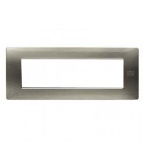 Simon Urmet Flexa plate 7 titanium modules 11807.