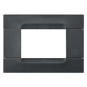 Plate Urmet Simon Kàdra technopolymer black...