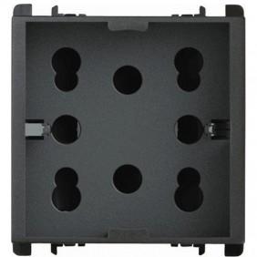 Simon Urmet Nea multistandard socket 2 double...