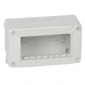 Enclosure Legrand wall-mounted 4 places IP40...
