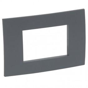 Plate Legrand series Vela square 503 color...