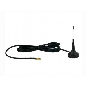 Antenna GSM Hiltron cavo 2 metri connettore maschio