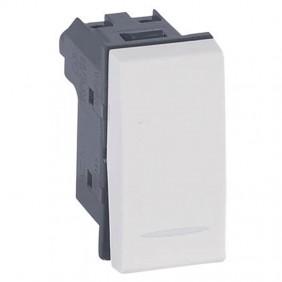Diverter switch Legrand Vela white 10A 687003