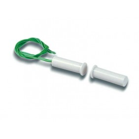 HILTRON MAGNETIC CONTACT, RECESSED, PLASTIC
