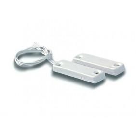 Contatto Magnetico Hiltron Ultrapiatto Bianco C206