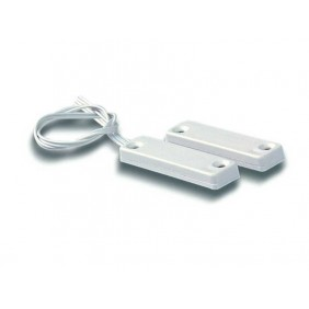 Magnetic Contact Hiltron Ultra-Thin White C206