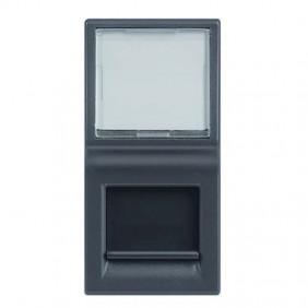 RJ45 data socket Legrand Dark web toolless UTP...