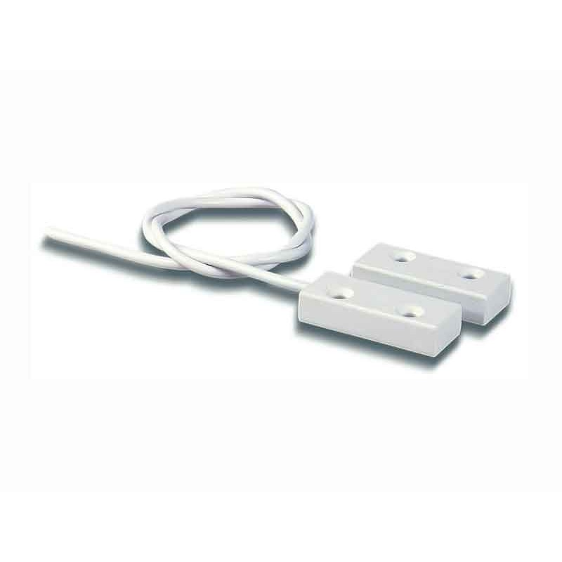 Contatto magnetico Hiltron per centrali antifurto plastica