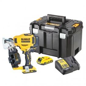 DeWALT XR Roofing Nailer with 18V 2.0Ah battery...