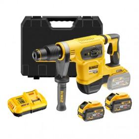 DeWALT Rotary Hammer SDS-MAX 54V XR 9.0aHAh...
