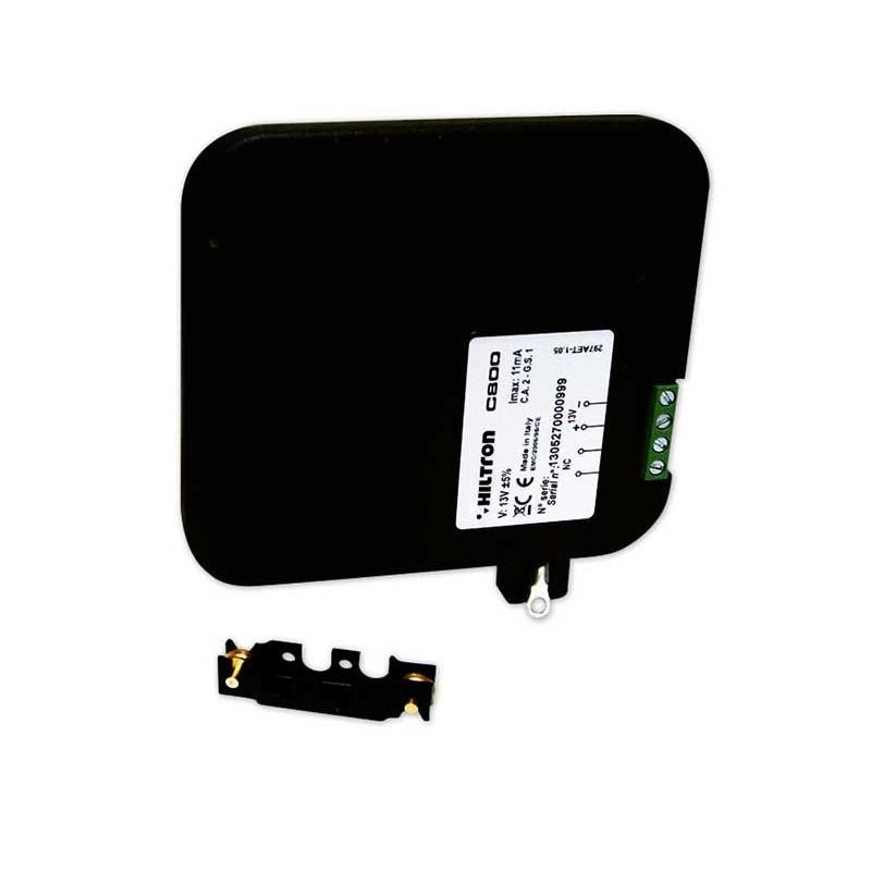 HILTRON Kontakt für Rollläden mit integrierter Impulszählerkarte C800