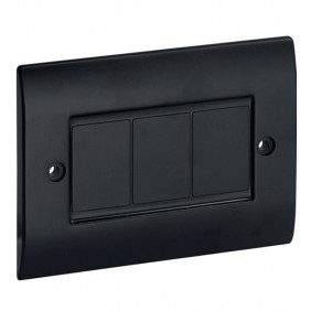 Bocchiotti universal blind plate 04302