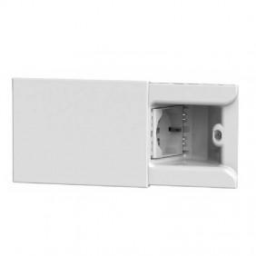 4Box Hide 3 modules sliding socket with...