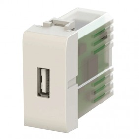 USB charger 4Box 5V 2,1A for Bticino Axolute...