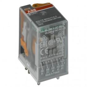 Relè industriale Abb CR-M 24V 4 contatti di...