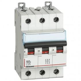 BTICINO circuit BREAKER 3-POLE 25A C CURVE 4.5...
